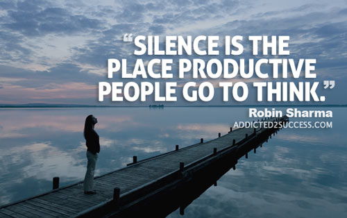 19-Robin-Sharma-Silence-is-the-place