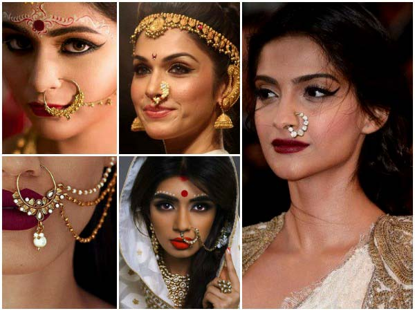 15 Nose Ring Designs You Must Try Once In A Life
